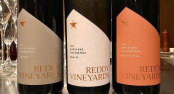 Reddy Vineyards wines