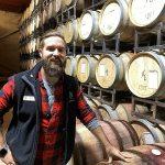 Alex Lee, Winemaker at Kiepersol