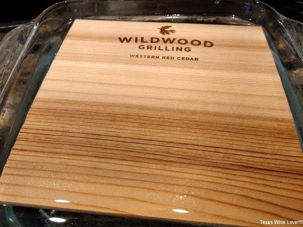 Wildwood Cedar Plank