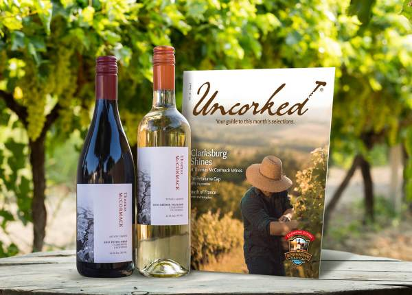 The California Wine Club products