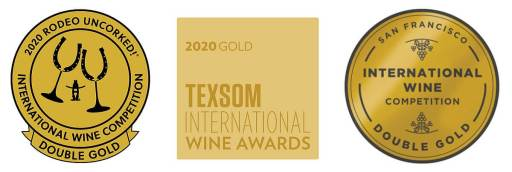 Wine Competition Medals
