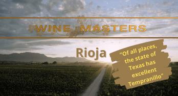 Rioja and Texas Tempranillo title