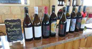 Topping & Legnon wines