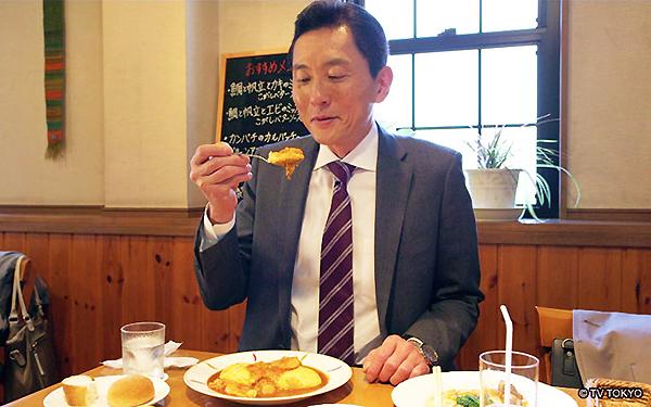 主人公・井之頭五郎さんは個人で輸入雑貨商を営んでいます。仕事でよく外出するのですが、出先でふらりと訪れる初めての「食堂」や「レストラン」がドラマの舞台となります。