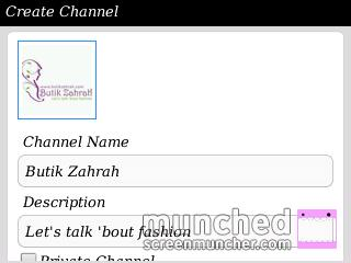 BBM Channel for Your Marketing Tool (5/6)