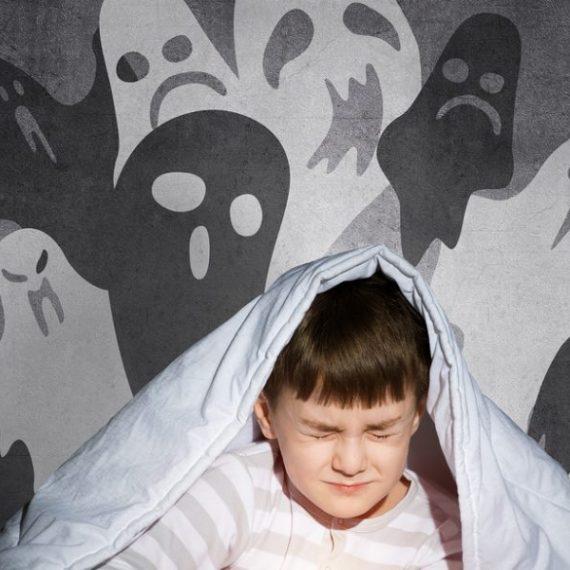 Los miedos de los niños