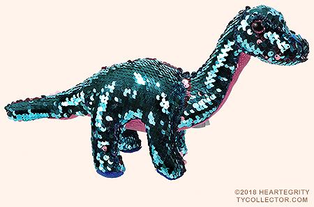 Tremor Ty Flippables Dinosaur