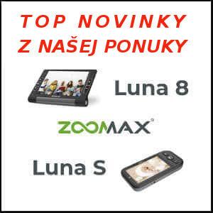 Top novinky z našej ponuky: lupy Zoomax Luna 8 a Zoomax Luna S