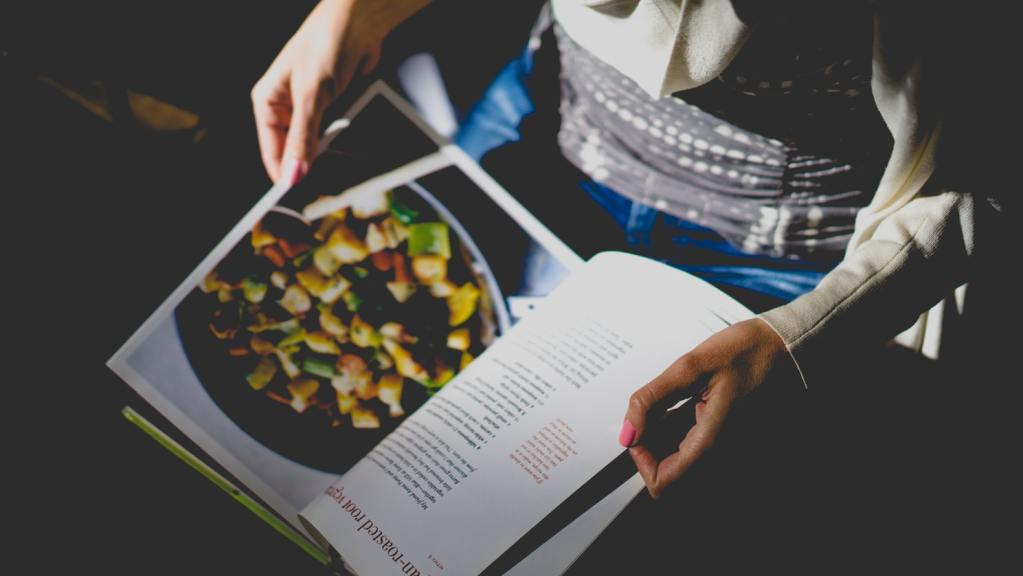 Becoming a better student chef