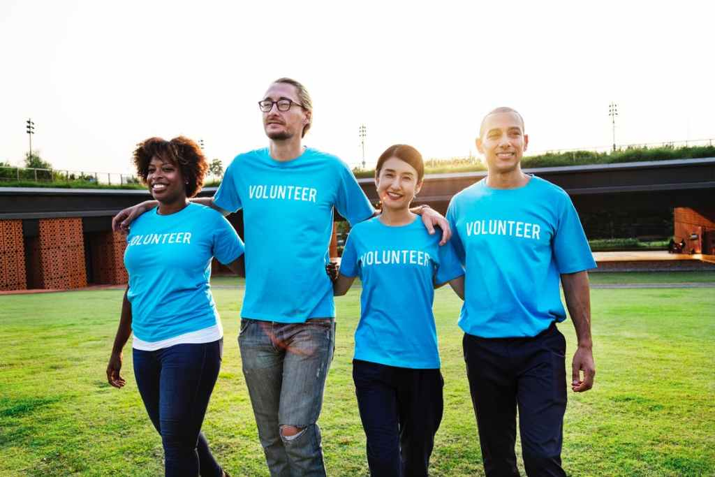All the reasons you should consider volunteering