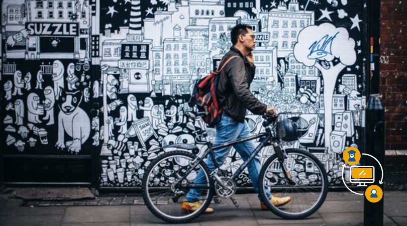 Why you should try cycling at University