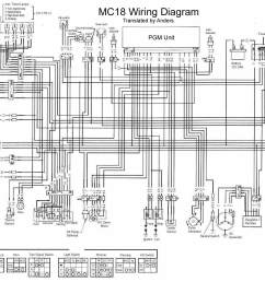 nsr250 wiring diagrams tyga performance mc18  [ 1990 x 1252 Pixel ]