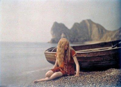 Мир 100 лет назад в цветных ретро-фотографиях