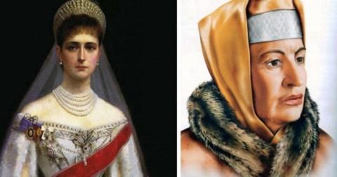 Неоднозначные женщины в истории России
