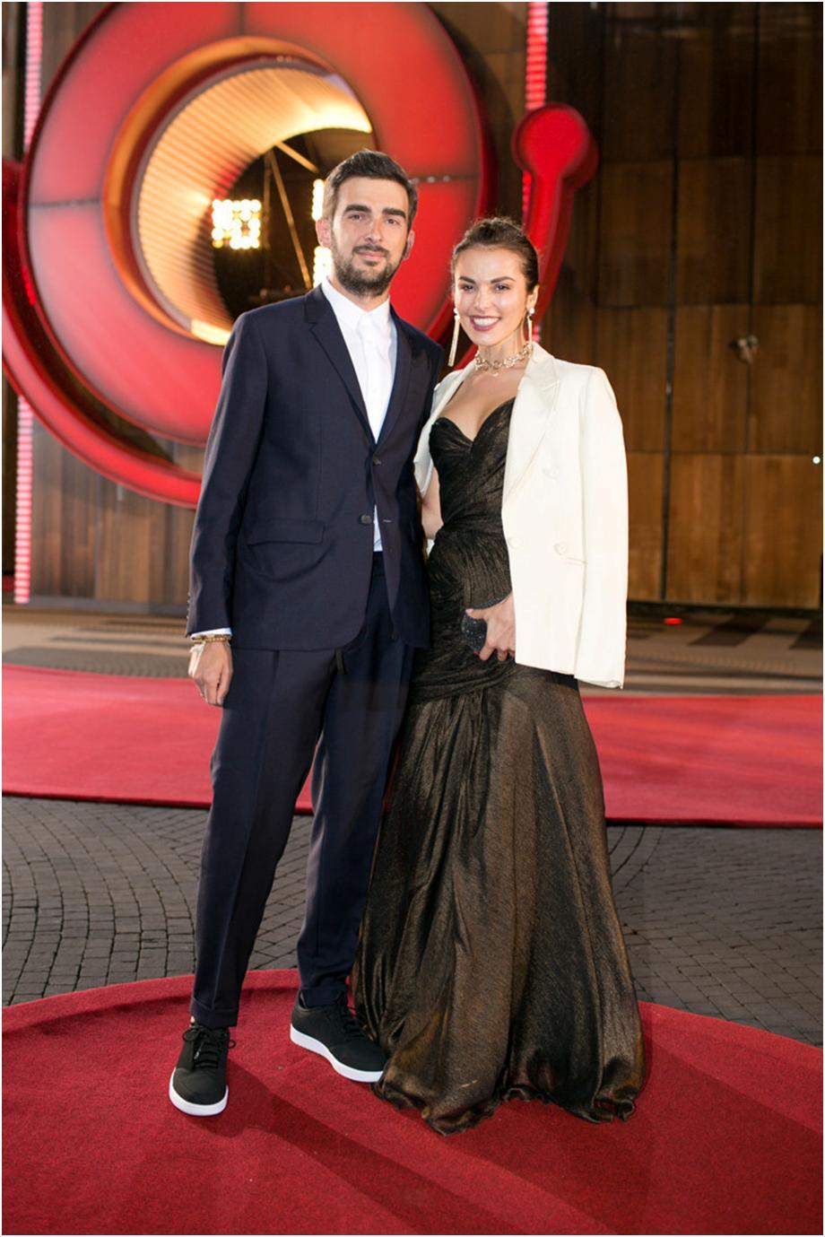 Роскошные фотографии со свадьбы Сати Казановой и Стефано Тиоццо