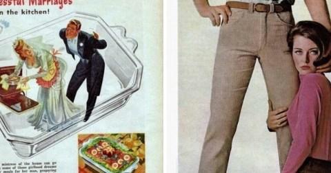 Как выглядела сексистская и расистская реклама ХХ века
