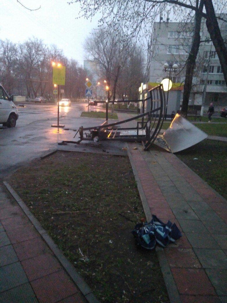 Московский апокалипсис: как российская столица пережила апрельский ураган
