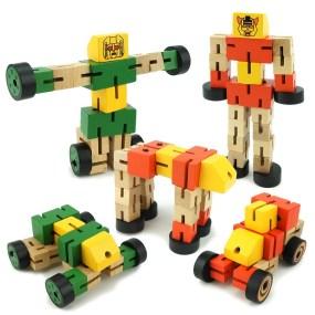11 роботов с Aliexpress