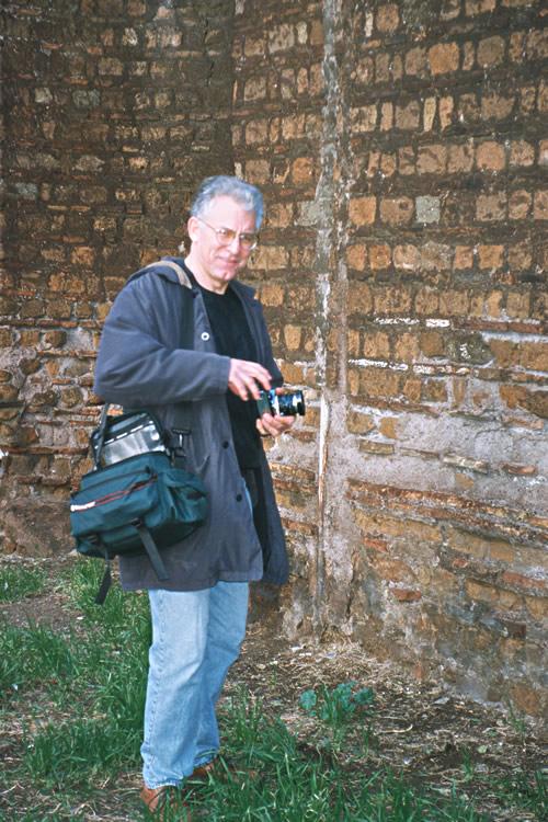 Tyko Kihlstedt: Academic, Historian and Amateur Photographer