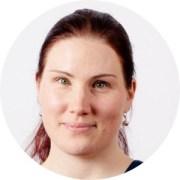 Kasvokuva Laura Penkkalasta