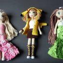 Узнайте почему вязать куклы крючком лучше по изнаночной стороне