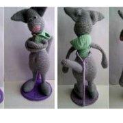 Как сделать подставку для игрушек своими руками