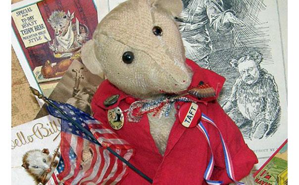 Как мишка Тедди попал в политику