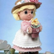 Dolls to crochet book 2