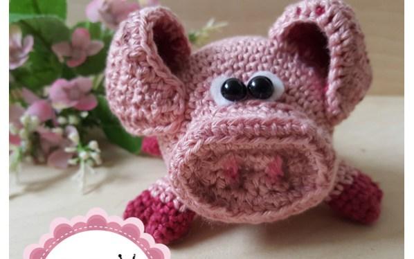 вязаная крючком свинка тыква вязаные игрушки