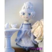 Кукла КоролеваМария Антуанетта