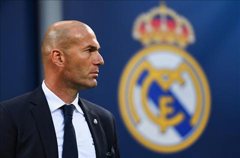 HLV Zidane huyen thoai