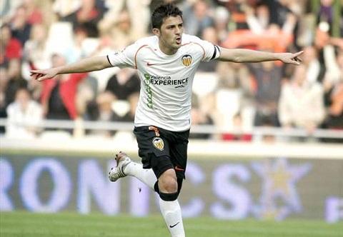 David Villa cua Barca hinh anh 2