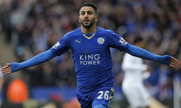 Mahrez-Leicester