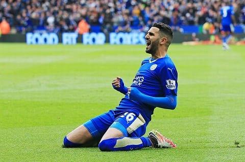 Ranieri Chac chan 100% la Arsenal khong mua duoc Mahrez hinh anh