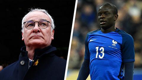 Bo Leicester sang Chelsea, Kante bi thay Ranieri da deu hinh anh