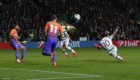 Du am Celtic 3-3 Man City Tham hoa Kolarov hinh anh 2