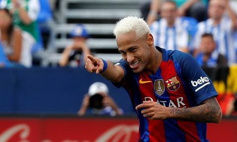 Tien dao Neymar dan dau Champions League ve khoan kien tao hinh anh 2