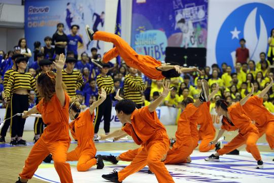 ĐH Tôn Đức Thắng đăng quang ngôi vô địch Dance Battle khu vực TP HCM - Ảnh 3.
