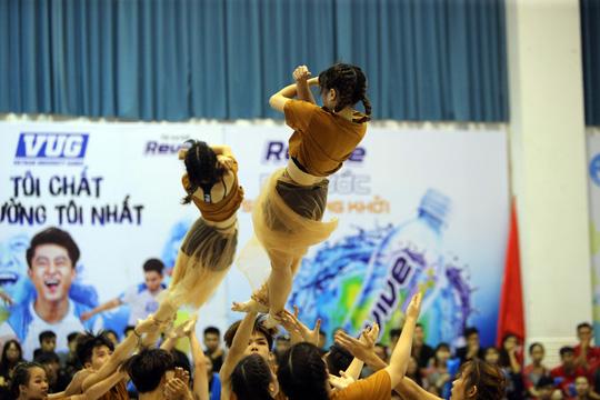 ĐH Tôn Đức Thắng đăng quang ngôi vô địch Dance Battle khu vực TP HCM - Ảnh 11.