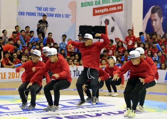 ĐH Tôn Đức Thắng đăng quang ngôi vô địch Dance Battle khu vực TP HCM - Ảnh 13.