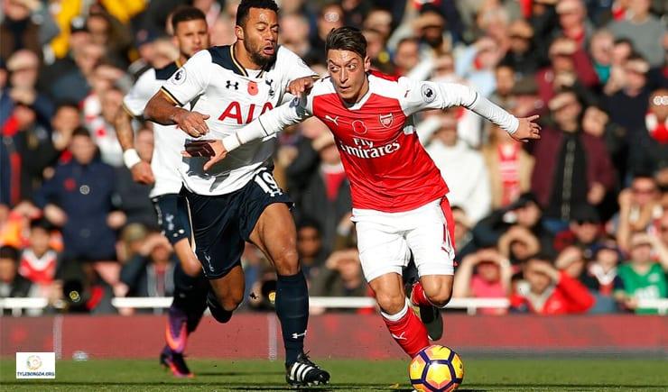 Nhận định tỷ số bóng đá trận Tottenham vs Arsenal