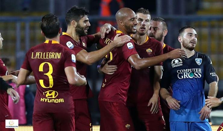 Soi kèo tỷ số bóng đá trận AS Roma vs Empoli