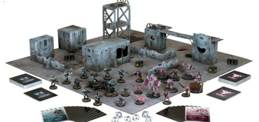 Deadzone Starter Set from Mantic Games. Image copyright Mantic Entertainment LLC.