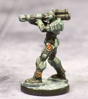 Deadzone Enforcer Missile Launcher