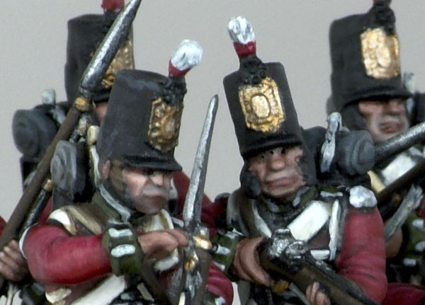 Victrix 28mm Napoleonic Line Infantry