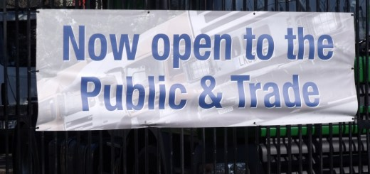 Now Open Banner. Image by Elliot Brown released under Creative Commons 2.0 Attribution License. https://www.flickr.com/photos/ell-r-brown/