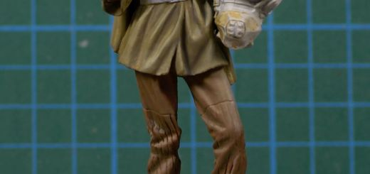 Knight Models Leia Organa Boushh disguise.