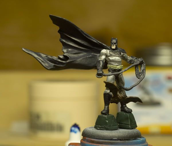 Knight Miniatures Frank Miller Batman