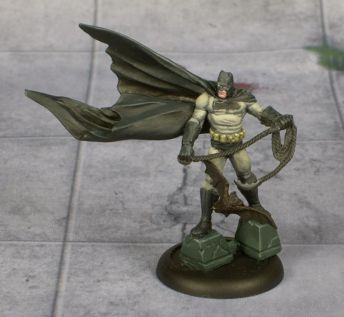 Knight Models Frank Miller Batman painted by Tyler Provick
