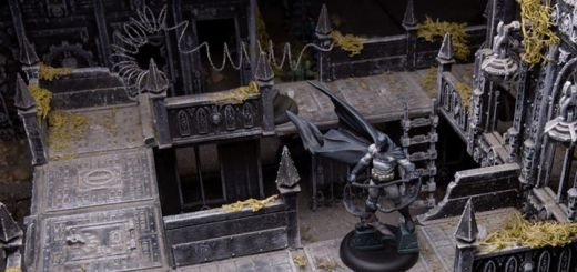 Batman Miniature Game Frank Miller Batman